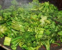 Brokkoli i wok