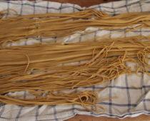hjemmelaget pasta på lizas småbruk – oppskrift