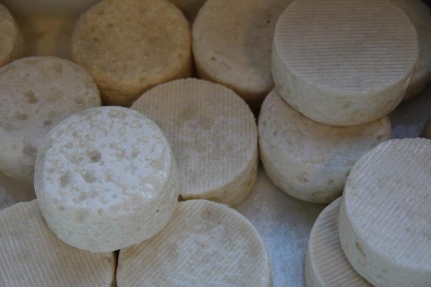 Ysting på kjøkkenet – feta og fersk ost – fullbooket
