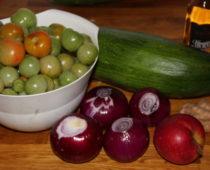 ingredienser tomatchutney lizas småbruk – oppskrift