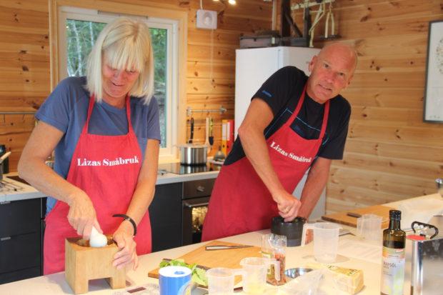 Workshop – vårens spiselig vekster