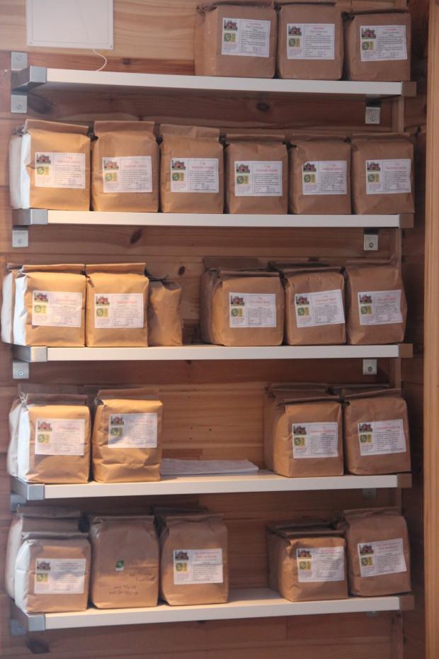 Norsk produsert mel