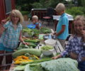 Innhøsting – oppskrift forvelling