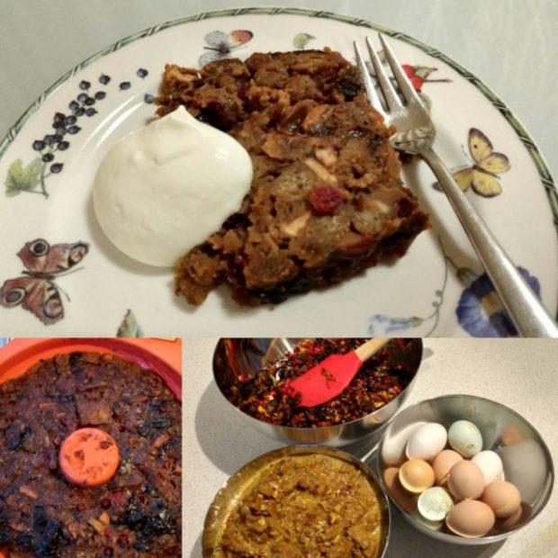 Christmas pudding / julepudding – oppskrift