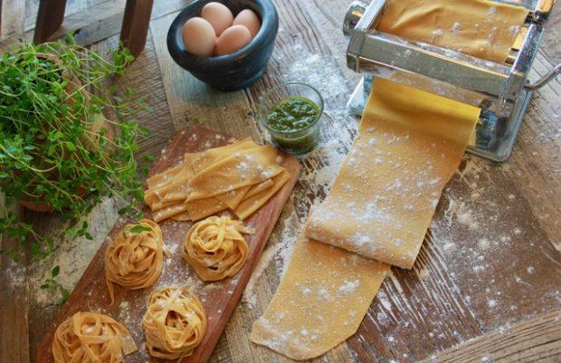 Pasta – livet er en kombinasjon av magi og pasta!